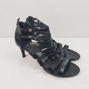 Stuart Weitzman Heels Leather Strappy #C